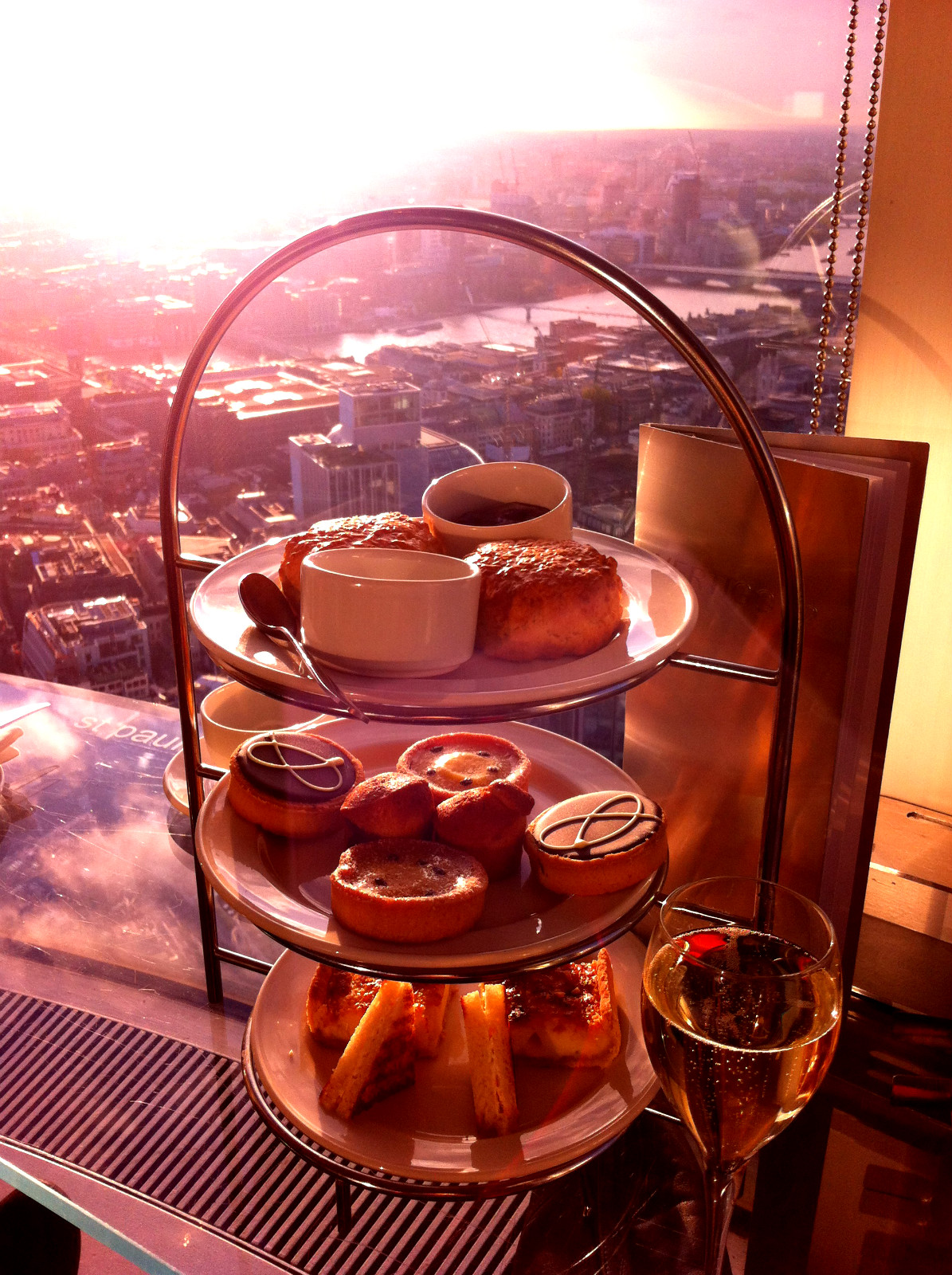 And I could never give up Afternoon Tea...