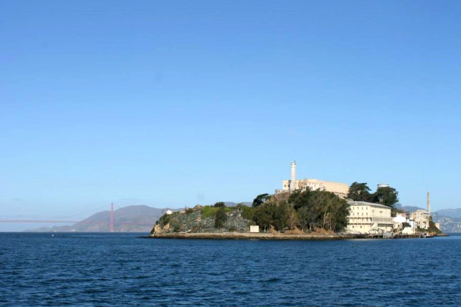 Going to Prison: Visiting Alcatraz, San Francisco