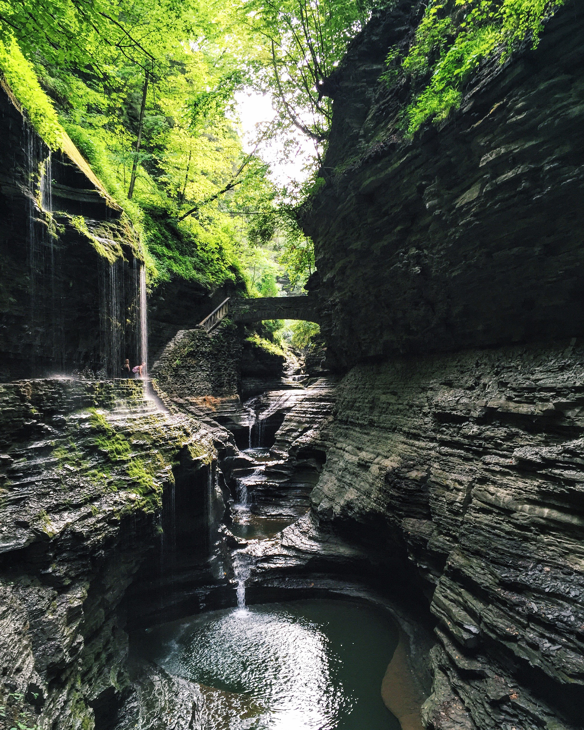 Watkins Glen, Finger Lakes