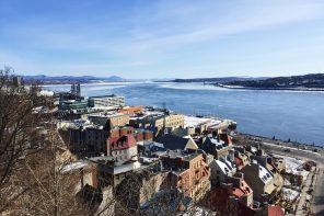 A Weekend in Quebec City