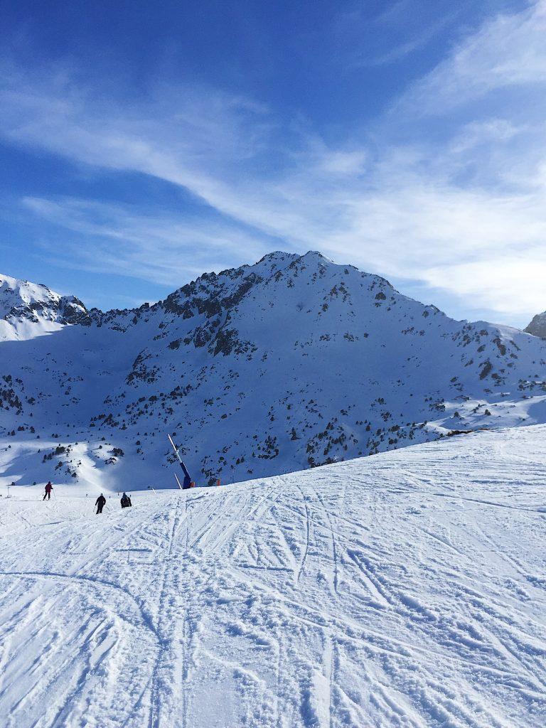 Andorra mountain